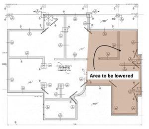 Foundation Repair Topo Map