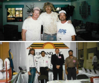Foundation Repair Expert, Bob Brown, Early Photos