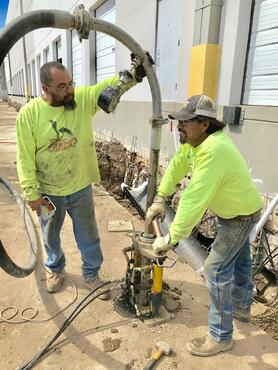 Compaction Grouting Arizona Foundation Solutions