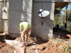 Pine Residential Foundation Repair