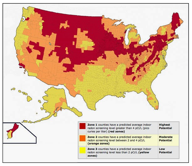 Radon Graphic