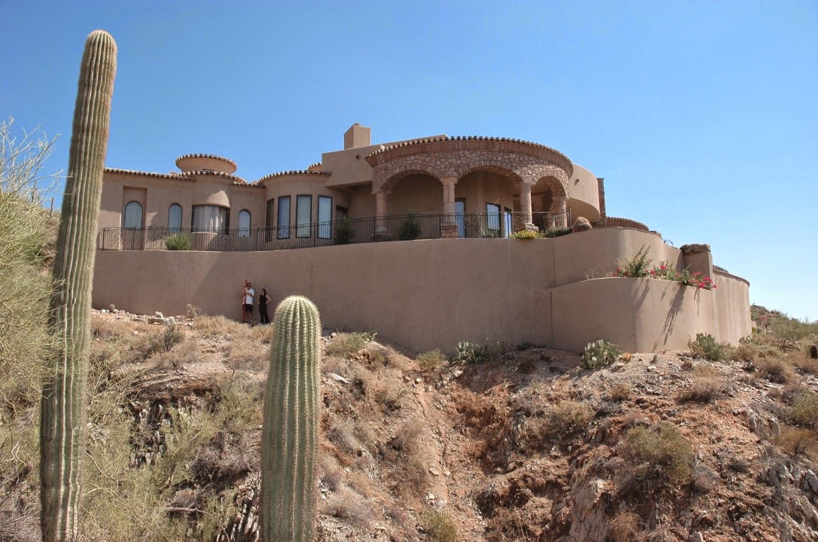 Arizona Home on the Edge: Part 1 – Construction Errors