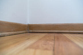 sagging floor